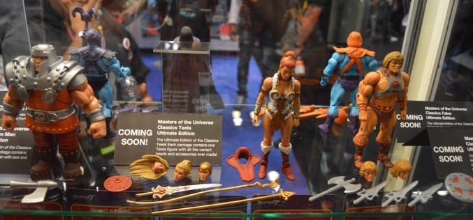 NYCC 2016 – Super 7 Masters Of The Universe Classics Won't Have She-Ra Characters Right Now