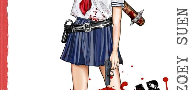 Dream Concept Collectibles Zombie Lab Zoey Suen Character Design Revealed