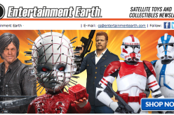 Entertainment Earth: The Walking Dead, Star Wars, Doctor Strange & More