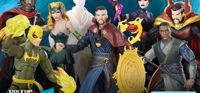 Entertainment Earth: Doctor Strange Collectibles Heading Your Way