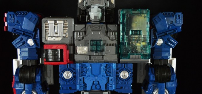 Hasbro Transformers Titans Return Titan Class Fortress Maximus Review