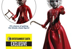 Living Dead Dolls Hellraiser III Pinhead Red Variant – Entertainment Earth Exclusive
