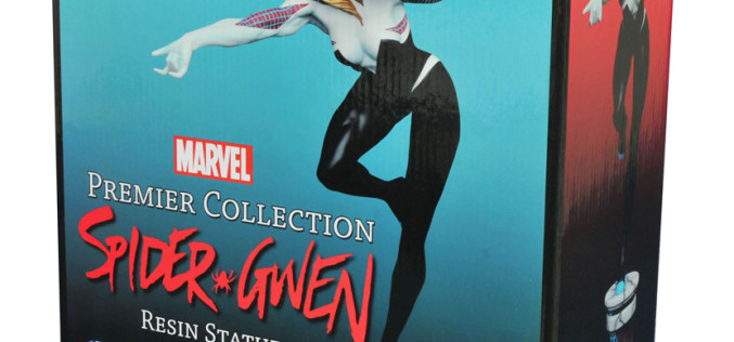 Diamond Select Toys On Sale This Week: Spider-Gwen & The Nightmare Before Christmas