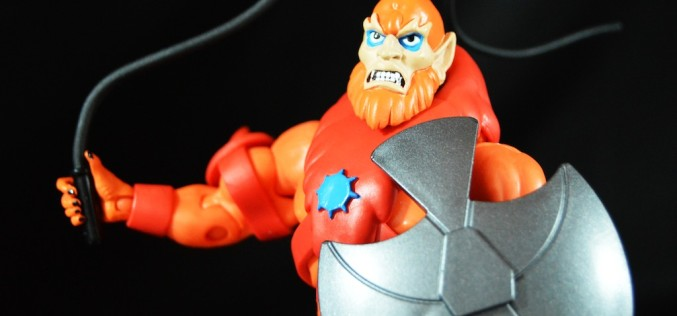 Masters Of The Universe Classics Filmation Beast Man Review