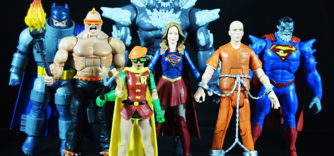 Mattel DC Multiverse 6″ Doomsday Collect & Connect Wave Review
