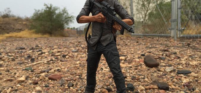 McFarlane Toys The Walking Dead TV Series 10″ Glenn Figure Official Details & Images