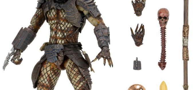NYCC 2016 – NECA Toys City Hunter Predator Official Images & Details
