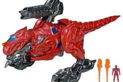 Power Rangers Movie Zord – T-Rex With Red Ranger Figure