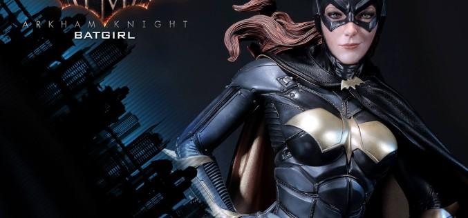 Prime 1 Studio Arkham Knight Batgirl Statue Official Details & Images
