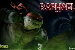 Sideshow Teenage Mutant Ninja Turtles Raphael Statue Details & Images
