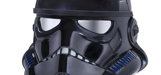 Star Wars Shadow Trooper Voice Changer Helmet Amazon Exclusive Pre-Orders