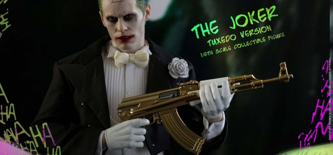 Hot Toys Suicide Squad – The Joker Sixth Scale Figure Tuxedo Version
