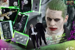 Hot Toys Suicide Squad – The Joker Sixth Scale Figure Tuxedo Version Pre-Orders