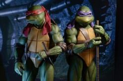 NECA Toys Teenage Mutant Ninja Turtles 1/4″ Scale Donatello & Raphael New Image Revealed