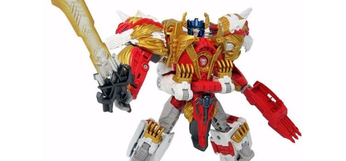 Takara-Tomy Transformers Legends LG-41 Lio Convoy