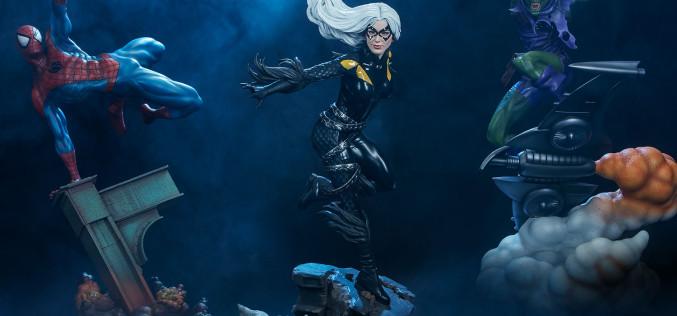 Sideshow Marvel Black Cat Premium Format Figure Pre-Orders