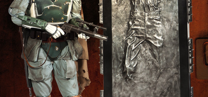 Sideshow Star Wars Han Solo In Carbonite Life-Size Figure Pre-Orders