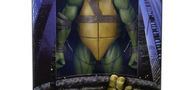 NECA Toys Closer Look: Teenage Mutant Ninja Turtles 1/4″ Scale Donatello