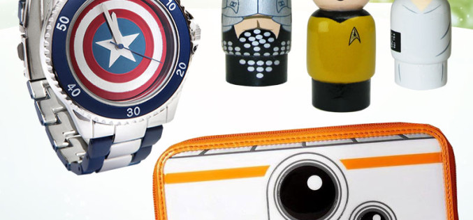 Entertainment Earth:  Stocking Stuffers, Holiday Decor & Top 12 Great Gifts Sale