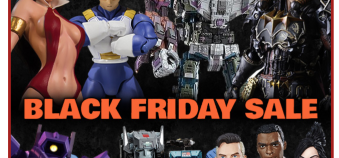 BigBadToyStore Launches Black Friday Sale – Marvel Legends, Transformers & More