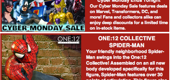 BigBadToyStore: Spider-Man, Rogue One, Third Party, NBA, Transformers, Bandai, TMNT & More