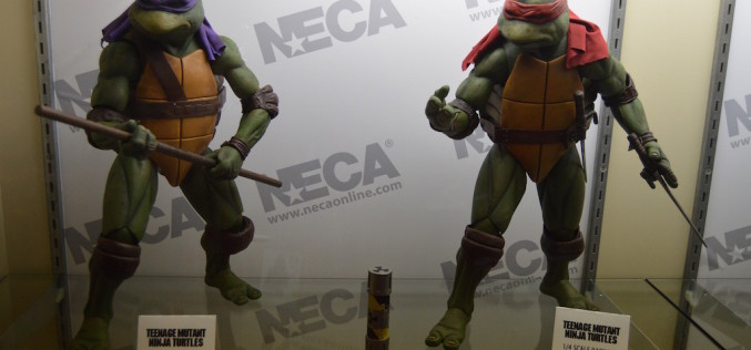 NYCC 2016 – NECA Toys Booth Coverage