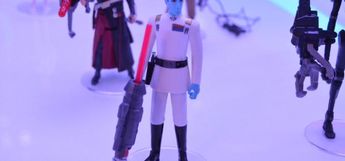 Star Wars Rogue One & Star Wars Rebels Wave 3 Figure Set Pre-Order