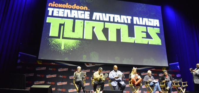 NYCC 2016 – Nickelodeon Teenage Mutant Ninja Turtles Panel Coverage