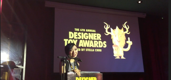 Designer Toy Awards 2016 Video Coverage At New York Comic-Con 2016