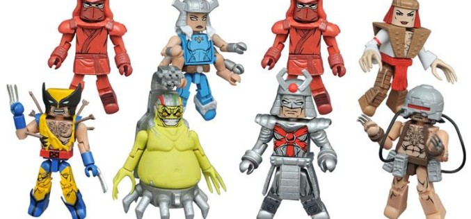 Diamond Select Toys: Gotham, iZombie, Luke Cage & More Coming In 2017