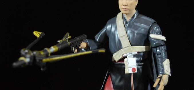 Disney Store Exclusive Star Wars Rogue One Elite Series Die-Cast Chirrut Imwe Figure Review