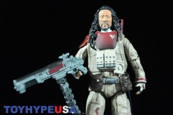 Disney Store Exclusive Star Wars Rogue One Elite Series Diecast Baze Malbus Figure Review