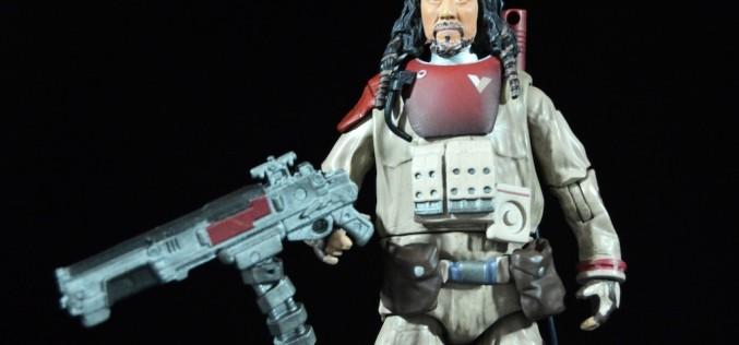 Disney Store Exclusive Star Wars Rogue One Elite Series Diecast Baze Malbus Figure Review