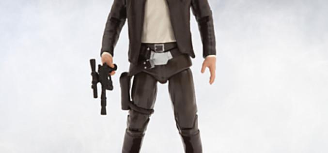 Disney Store Star Wars Elite Series The Force Awakens Han Solo
