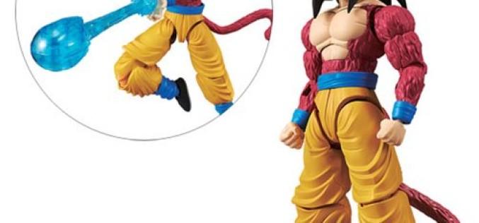DragonBall GT Super Saiyan 4 Son Goku & Vegeta Model Kits