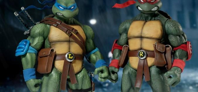 DreamEX: Teenage Mutant Ninja Turtles Leonardo & Raphael
