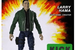 Fresh Monkey Fiction Unveils G.I. Joe Larry Hama 3 3/4″ Figure Coming To Kickstarter