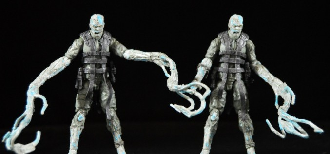 G.I. Joe 50th Anniversary 2016 Zombie Viper 2 Pack Review