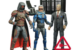 Diamond Select Toys Gotham TV Series 5 Select 7″ Figures