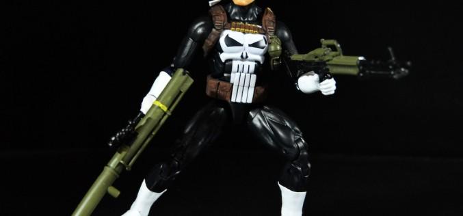 Hasbro Marvel Legends 6″ Walgreens Exclusive Punisher Review