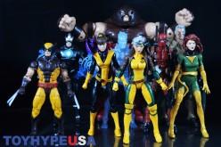 Hasbro Marvel Legends 6″ X-Men Series 1 Review