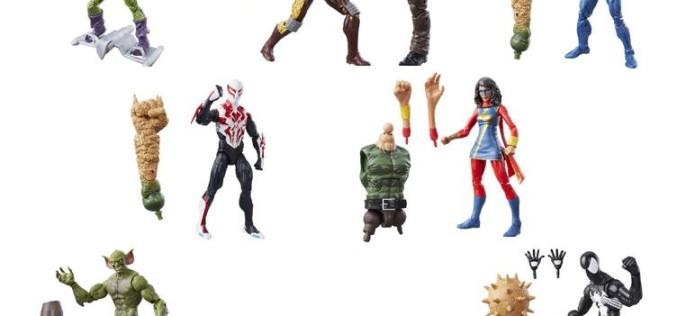 Hasbro Marvel Legends Spider-Man Infinite Legends Wave 5 Pre-Orders