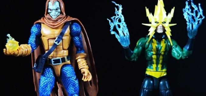 Hasbro Spider-Man Marvel Legends 6″ Hobgoblin & Electro Review