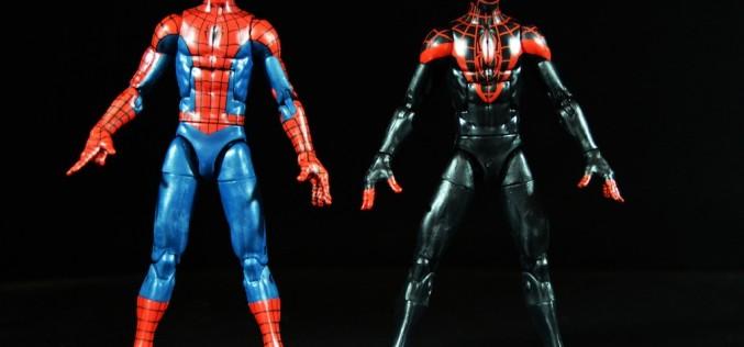 Hasbro Spider-Man Marvel Legends 6″ Spider-Man Peter Parker & Miles Morales Review