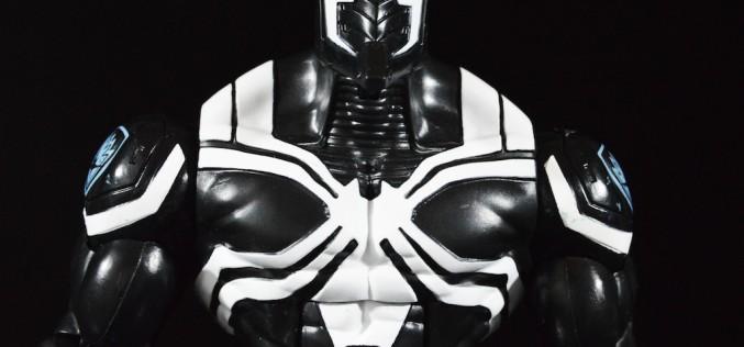 Hasbro Spider-Man Marvel Legends 6″ Venom Space Knight Review