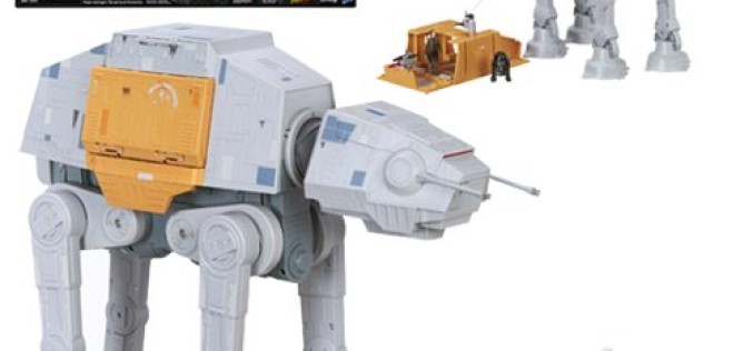 Star Wars Rogue One AT-ACT Vehicle $199.97 On Amazon