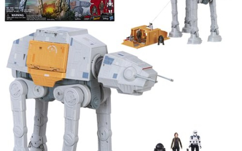 Star Wars Rogue One AT-ACT Vehicle $168.99 On Amazon