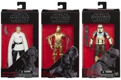 Hasbro Star Wars Rogue One Scarif Stormtrooper, Director Krennic & C-3PO On Amazon