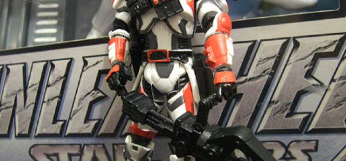 Hasbro Star Wars The Vintage Collection 3 3/4″ Rare Republic Trooper On eBay