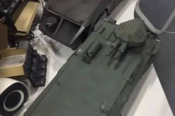 Hiya Toys Previews Aliens Armored Personnel Carrier